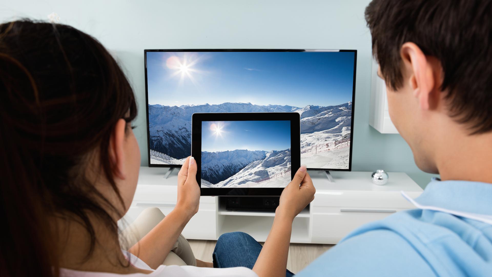 Internetas ir televizija namams