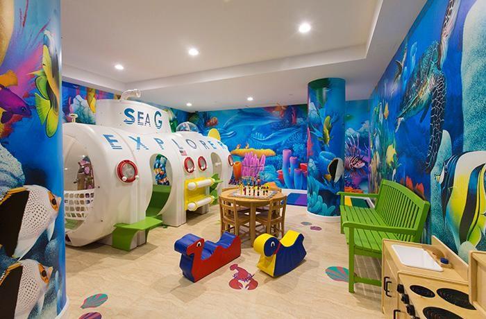 Vaiku kambarys
