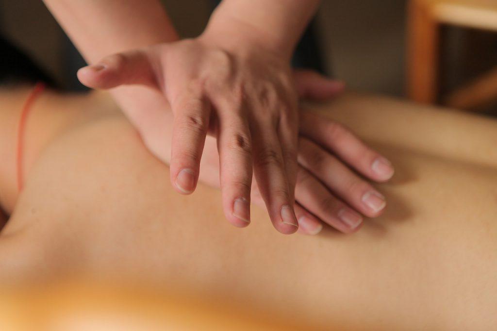 Masazo terapija